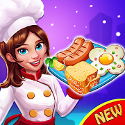 Cooking Delight Cafe Chef Restaurant Cooking Games