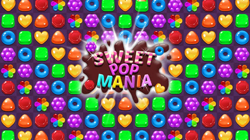 Candy Sweet Pop  : Cake Swap Match 1.6.8 screenshots 2