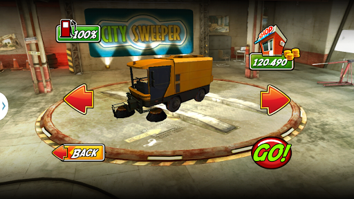 City Sweeper - Road cleaner simulator ss3