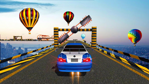 Impossible Track Car Driving Games: Ramp Car Stunt modavailable screenshots 4