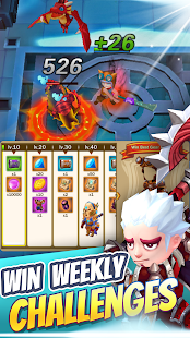How to hack Mythical Knights: Endless Dungeon Crawler RPG for android free