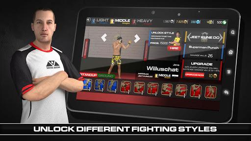 MMA Fighting Clash  screenshots 5