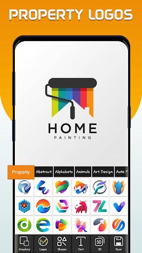 Logo Maker - Logo Creator, Generator & Designer 3.7 Screenshots 8