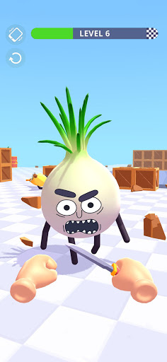 Hit Tomato 3D: Knife Throwing Master screenshots 4