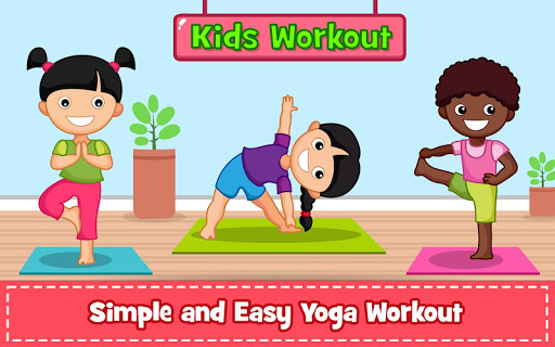 Foto do Yoga for Kids and Family fitness - Easy Workout