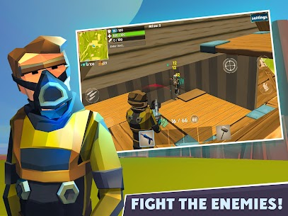 Rocket Royale 2.1.7 MOD APK [INFINITE MONEY] 2
