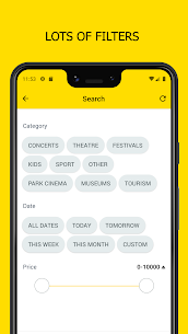 iTicket.AZ – Online ticket sales 3.2.4 MOD + APK + DATA Download 2