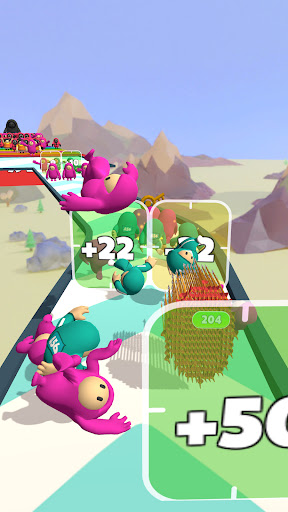 Flying Arrow Fest - Count Masters Brain Challenge  screenshots 17
