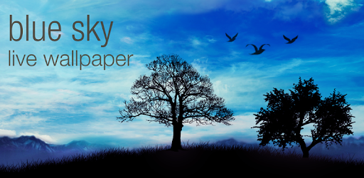 Blue Sky Free Live Wallpaper Apps On Google Play