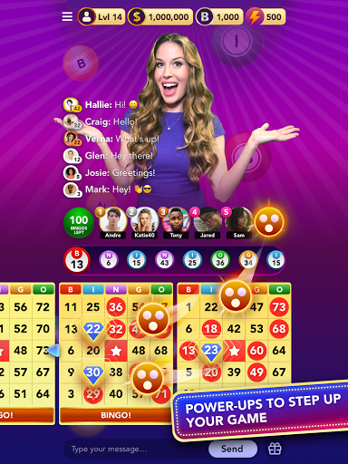 Bingo: Live Play Bingo game with real video hosts 1.5.5 screenshots 12