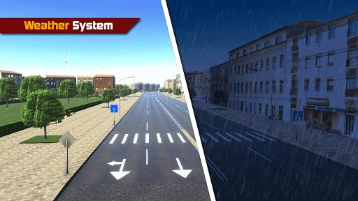 simulateur de bus: jeu de stationnement de bus APK MOD (Astuce) screenshots 4
