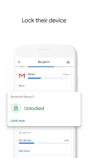 Google Family Link for parents  Screenshots 5