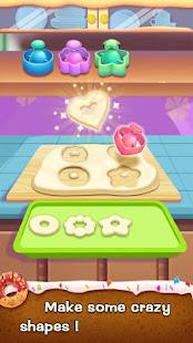 Make Donut: Cooking Game