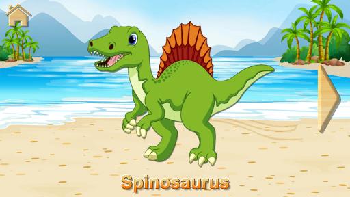 Dino Puzzle 3.3.7 screenshots 7
