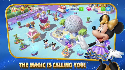 Disney Magic Kingdoms 6.3.0m screenshots 1