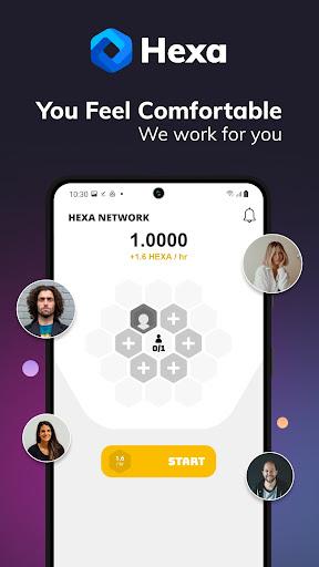 Hexa Network  screenshots 6