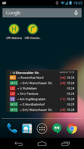 Offi - Journey Planner  screenshots 7
