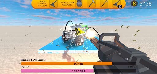 Destruction physics - Car Crash Test Derby 0.18 screenshots 7