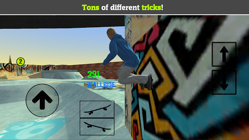 Skateboard FE3D 2 - Freestyle Extreme 3D 1.28 screenshots 2