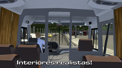 Proton Bus Road Lite 96A screenshots 2