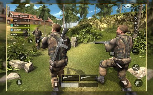 Pacific Jungle Assault Arena 1.2.0 screenshots 7