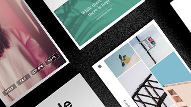 FocoDesign: diseño, collages y vídeos - Android