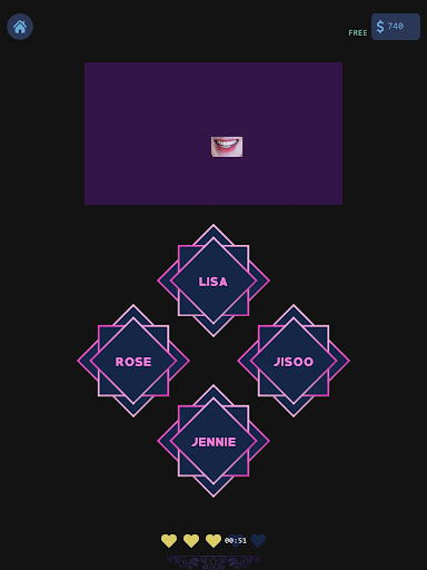 BLINK - BlackPink game  Screenshots 9