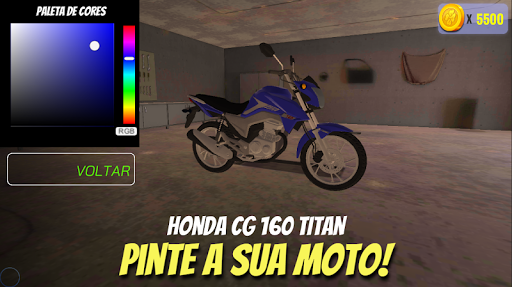 motos do grau - motoboy simulator screenshot 1