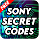 Sony Secret Codes 2021/Secret Codes of Sony 2021 para PC Windows