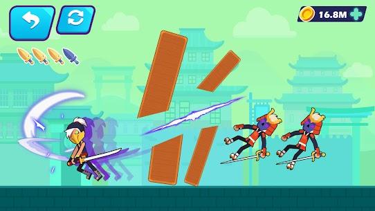 Ninja Assasin (MOD, Unlimited Money) For Android 2