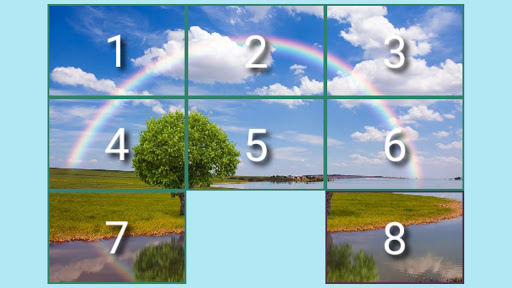 Funny Number Puzzles Sliding Tiles 3.20 screenshots 10