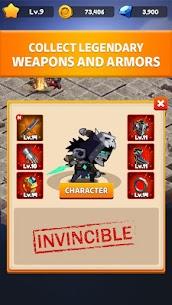Rogue Idle RPG: Epic Dungeon Battle Mod Apk 1.6.4 (Unlimited Gold/Diamonds/Rebirth Stones) 3