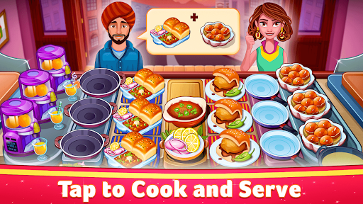 Indian Cooking Star: Chef Restaurant Cooking Games 2.5.9 screenshots 2