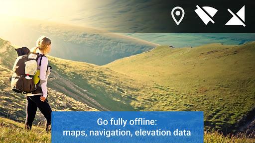 Locus Map 4: Hiking&Biking GPS navigation and Maps apktram screenshots 9