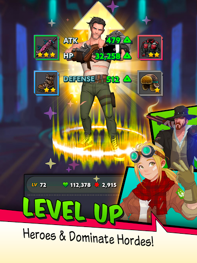 Undead World: Hero Survival 1.0.0.18 screenshots 11