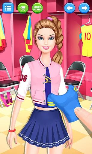 Fashion Doll's Sports day  Screenshots 4