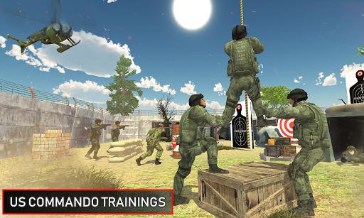 Army Mission Games: Offline Commando Game apkdebit screenshots 1