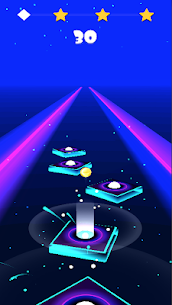 How Far I'II Go Tiles Hop  Beat Hack for iOS and Android 2