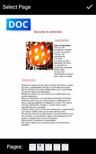 Camera Translator - Translate Picture Scanner PDF modavailable screenshots 6