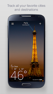 Yahoo Weather 5