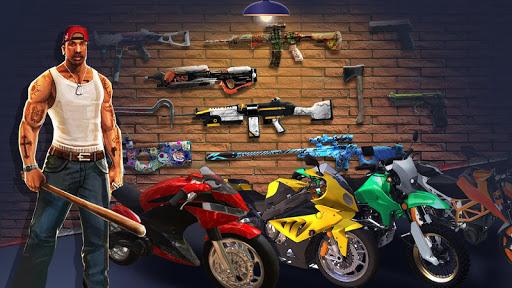 Highway Death Moto- New Bike Attack Race Game 3D  screenshots 8