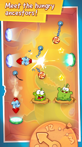 Cut the Rope: Time Travel 1.14.0 Screenshots 9