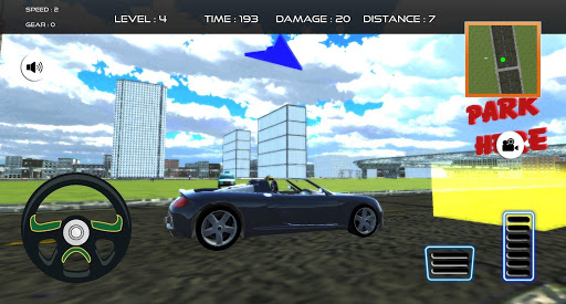 Fast Car Parking apkmr screenshots 5