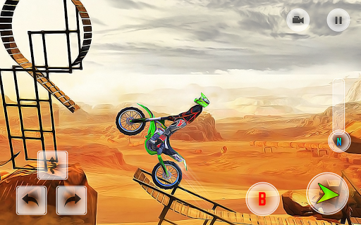 Mega Real Bike Racing Games - Free Games apkpoly screenshots 4