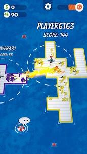 War of Rafts Mod Apk: Crazy Sea Battle (Unlimited Money) 6
