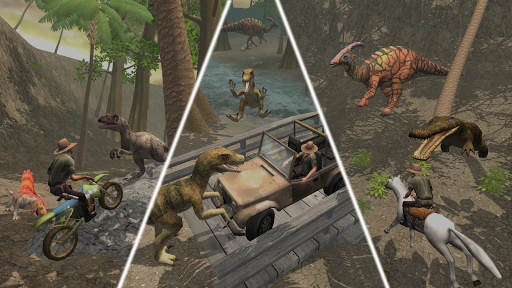 Dinosaur Safari: Online Evolution  screenshots 3
