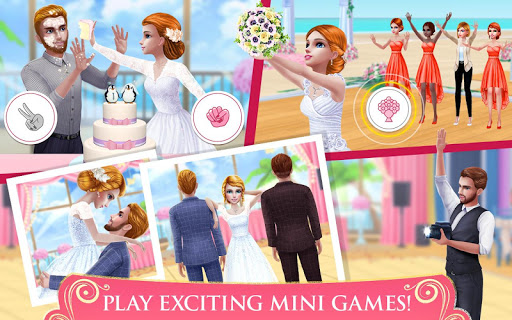 Dream Wedding Planner - Dress & Dance Like a Bride android2mod screenshots 5
