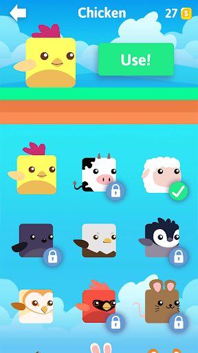 Stacky Bird: Hyper Casual Flying Birdie Game 1.0.1.26 screenshots 4