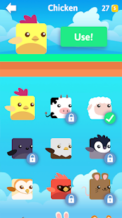 Image For Stacky Bird: Hyper Casual Flying Birdie Dash Game Versi 1.0.1.61 2