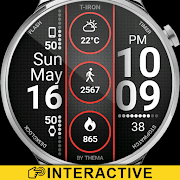 T-Iron Watch Face